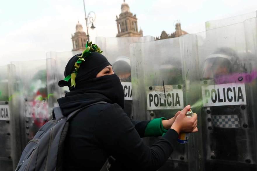 feministas, feminicidios, feminismo, protestas