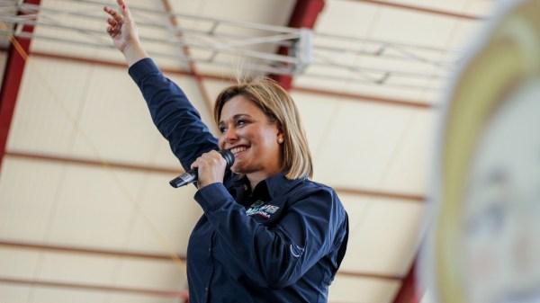 Maria Eugenia Campos, candidata del PAN a la gubernatura de Chihuahua