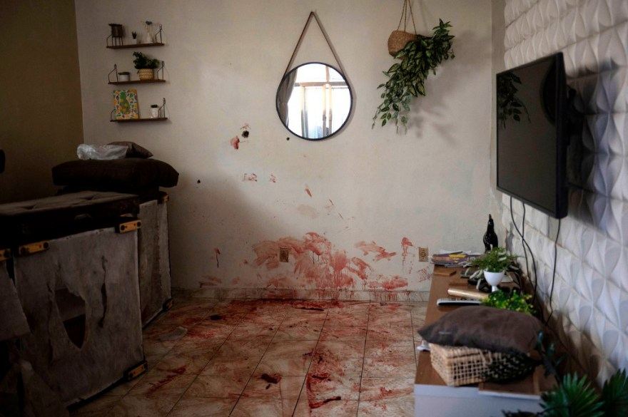 brasil narcotráfico violencia asesinato