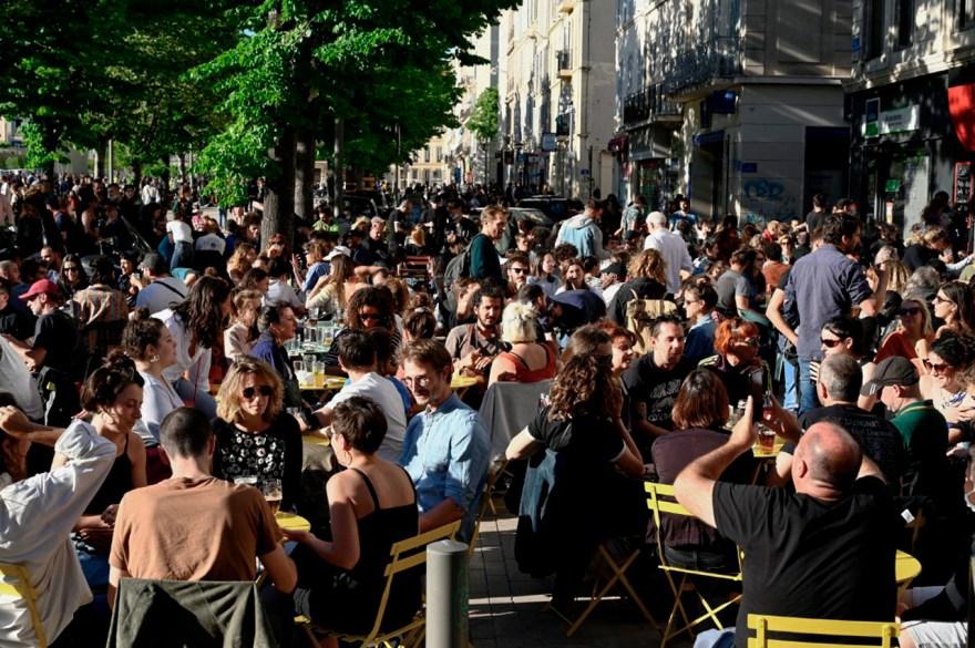 francia coronavirus restaurantes