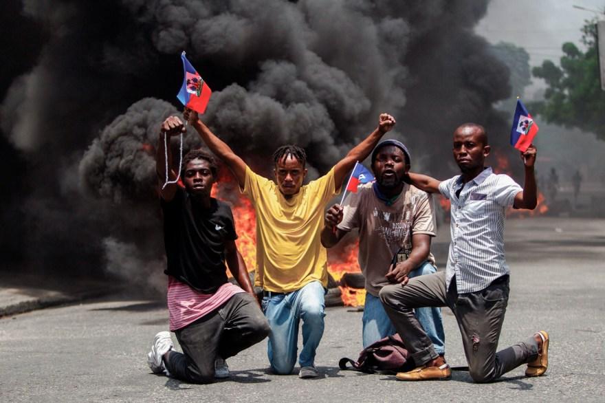 haití protestas moise
