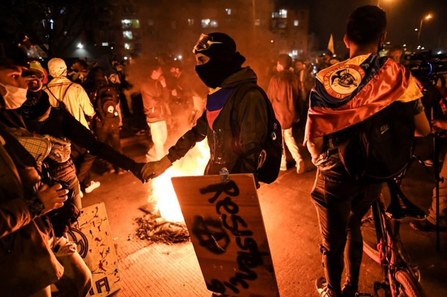 Colombia protestas crisis