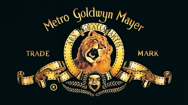 Logo del estudio MGM
