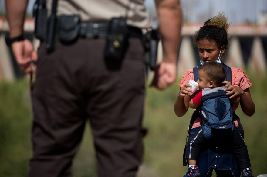 estados unidos frontera migrantes