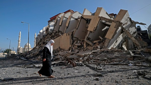 palestina israel conflicto