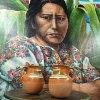 Foto ilustrativa de tarros de pulque