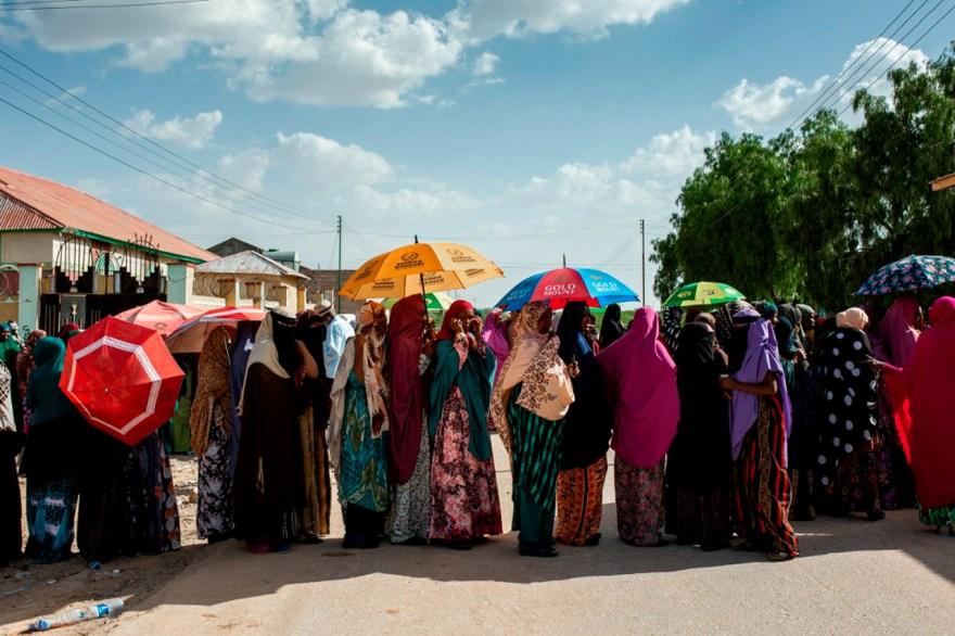 Somalilandia voto elecciones