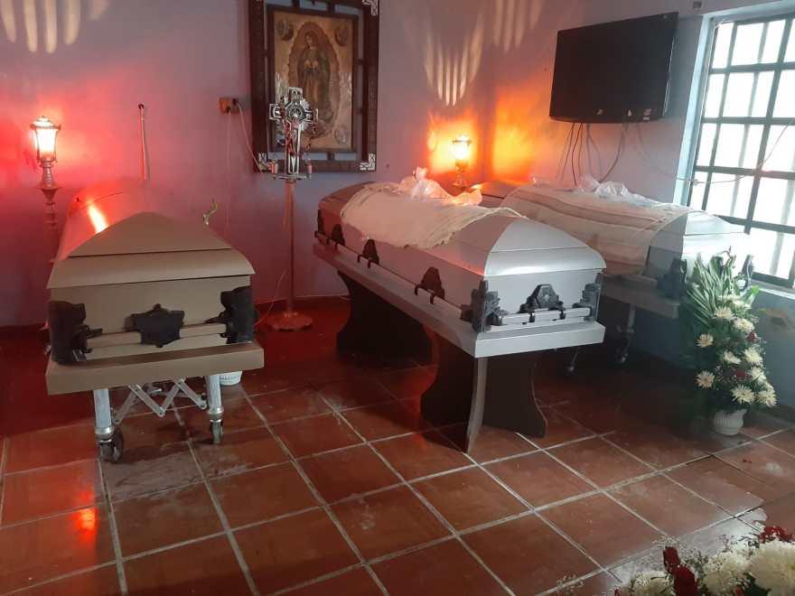 Asesinatos Reynosa