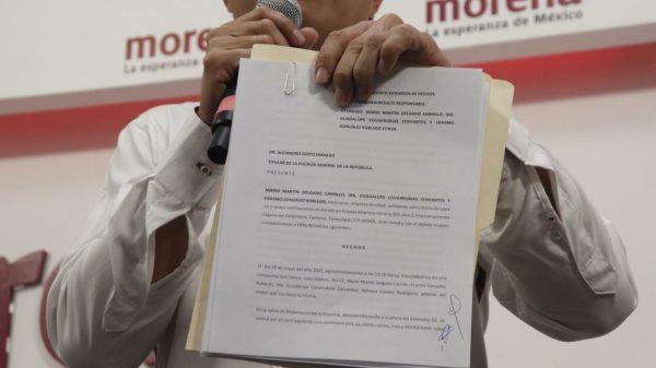Mario Delgado Morena