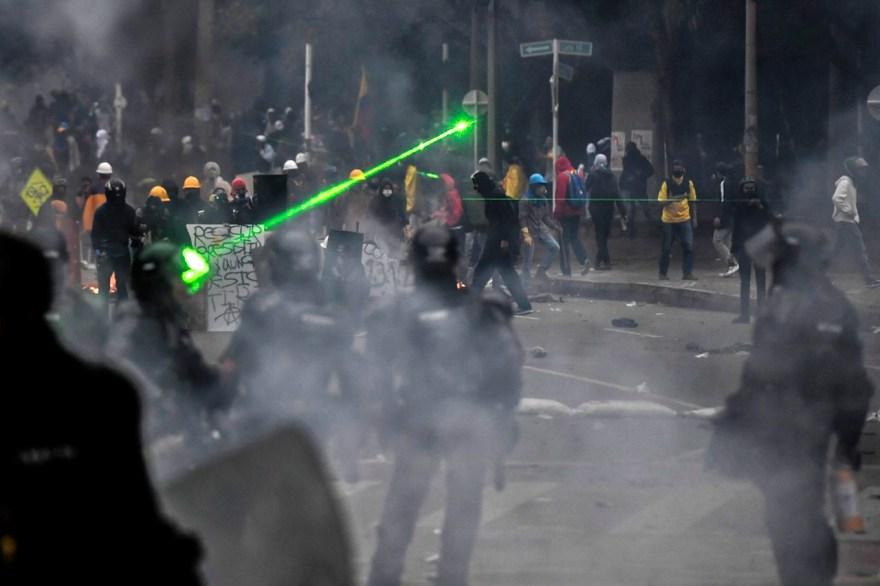 Colombia protestas crisis violencia
