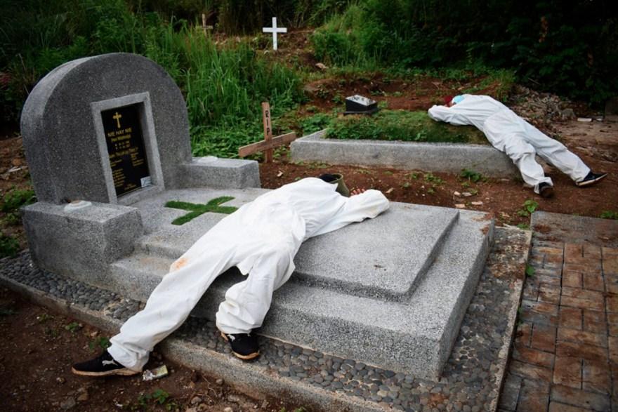 indonesia virus covid muertes