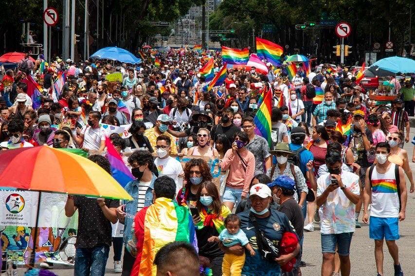 Marcha LGBT+ 2021