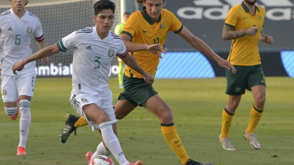 México contra Australia