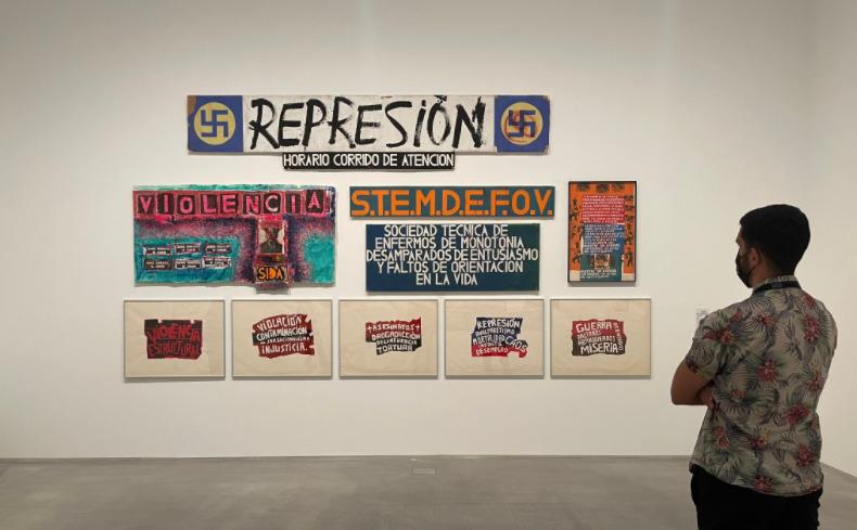 La 'rebeldía' artística latinoamericana llega al Museo Reina Sofía