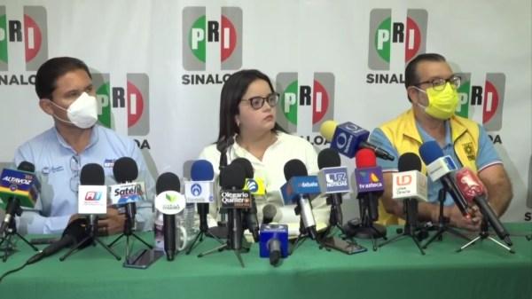 PRI Sinaloa condena secuestro de secretario