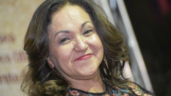 Sanjuana Martínez, directora de Notimex