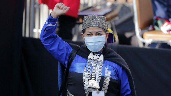 Chile Elisa Loncon mapuche constitución