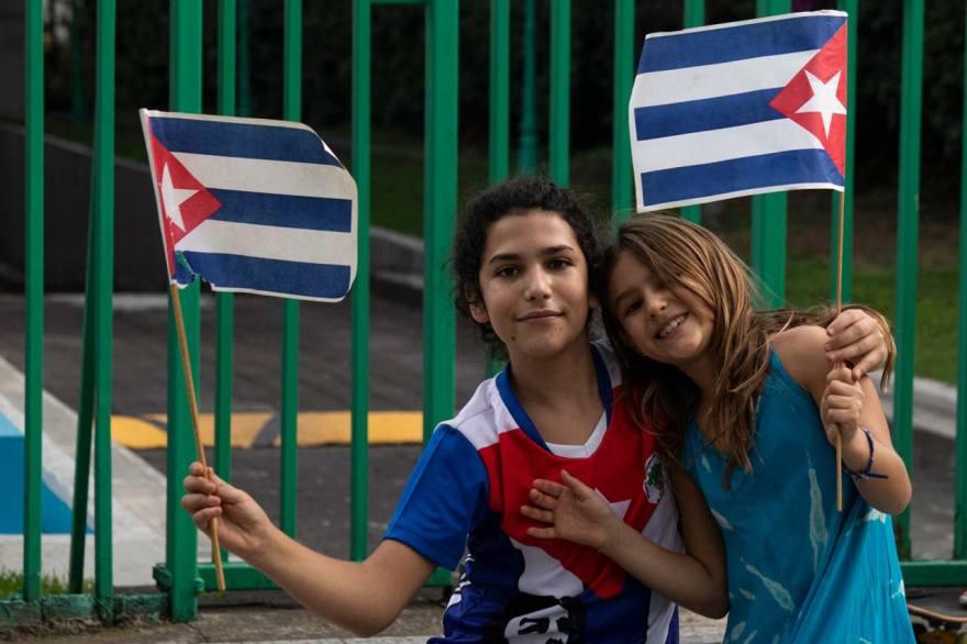 cuba cdmx protestas dictadura estados unidos