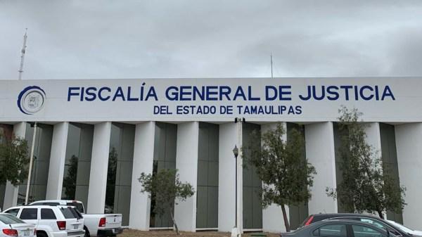 Foto de la fiscalía de tamaulipas para ilustrar la liberación del líder del Cártel del Golfo
