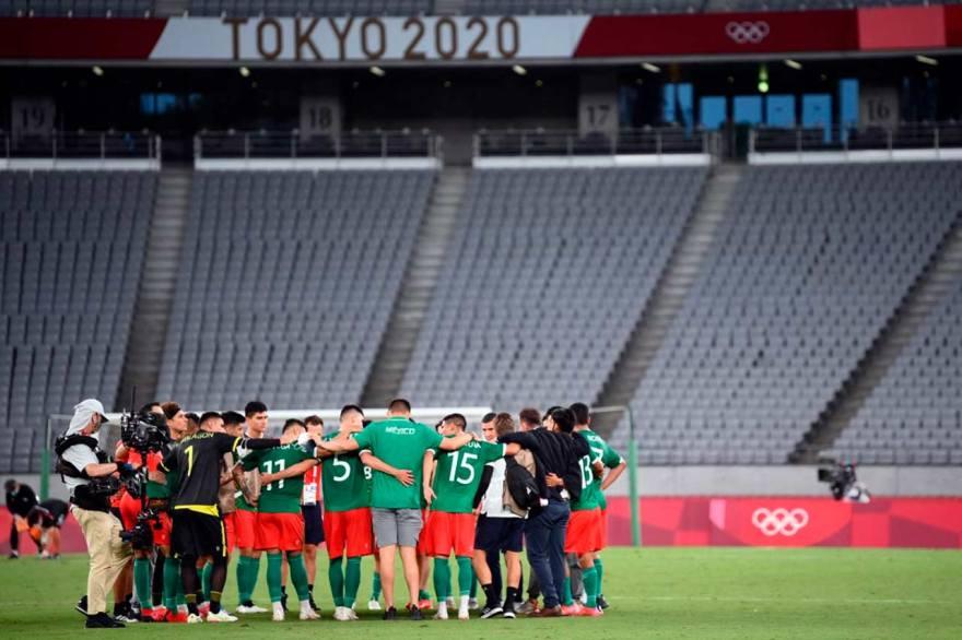 méxico francia juegos olímpicos tokio futbol