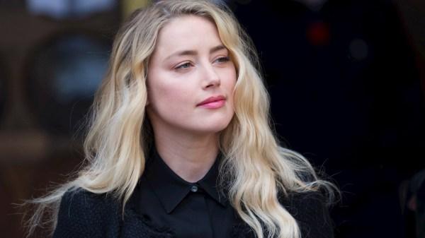 La actriz Amber Heard se convierte en madre