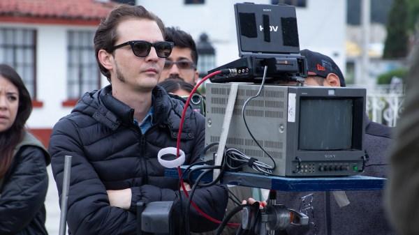 Director Andrés Kaiser habla sobre subsidios al cine mexicano