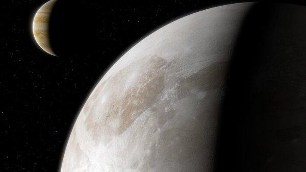 Luna gigante de Júpiter