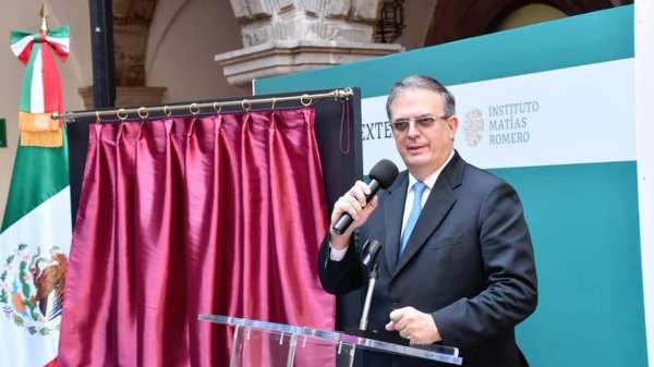 Iniciativa Mérida Marcelo Ebrard