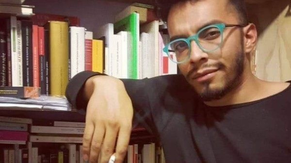 Poeta Ricardo Arenas