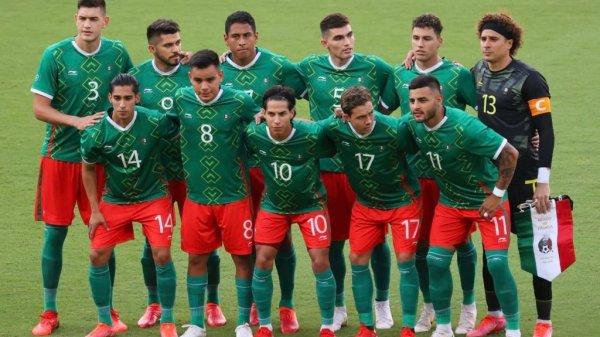 Selección Nacional de México en Tokio 2020