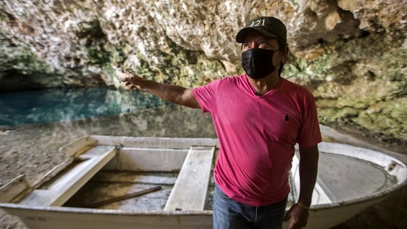 cenotes Homún