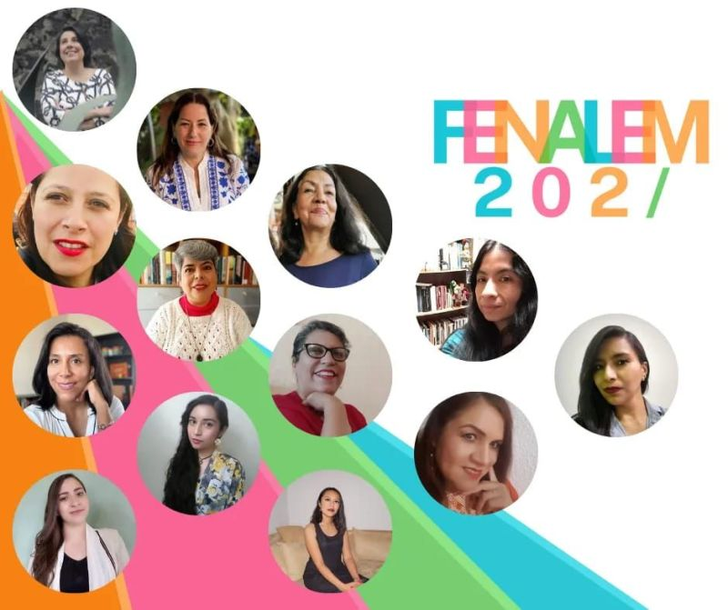 Fenalem, Feria Nacional de Escritoras Mexicanas