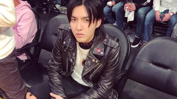 Foto de Kris Wu, exintegrante de exo acusado de violación