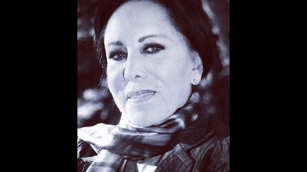 La primera actriz Lilia Aragón