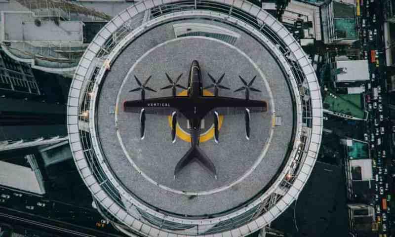 Los taxis aéreos eléctricos debutarán en la ciudad más congestionada de Brasil