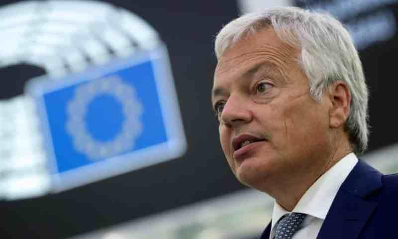 El comisionado de la UE solicita medidas urgentes contra el programa espía Pegasus