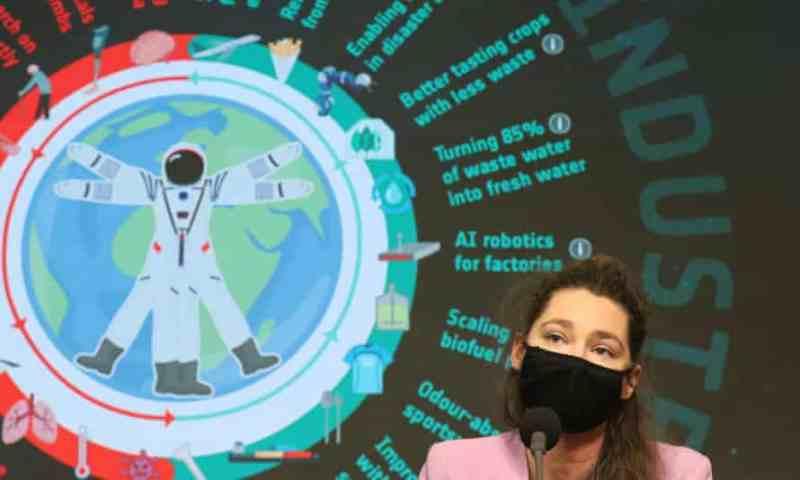 El estudio del tanque de inmersión que analizará el impacto de los viajes espaciales en el cuerpo femenino