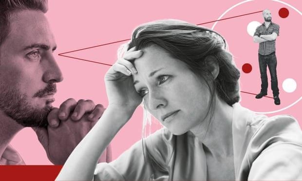 Mi esposo me contó recientemente que es bisexual, ¿debería preocuparme por nuestro futuro?