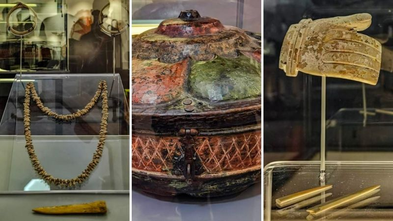 México ha repatriado 5,746 bienes arqueológicos e históricos desde 2018