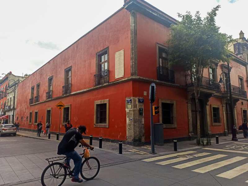 Casa Leona Vicario
