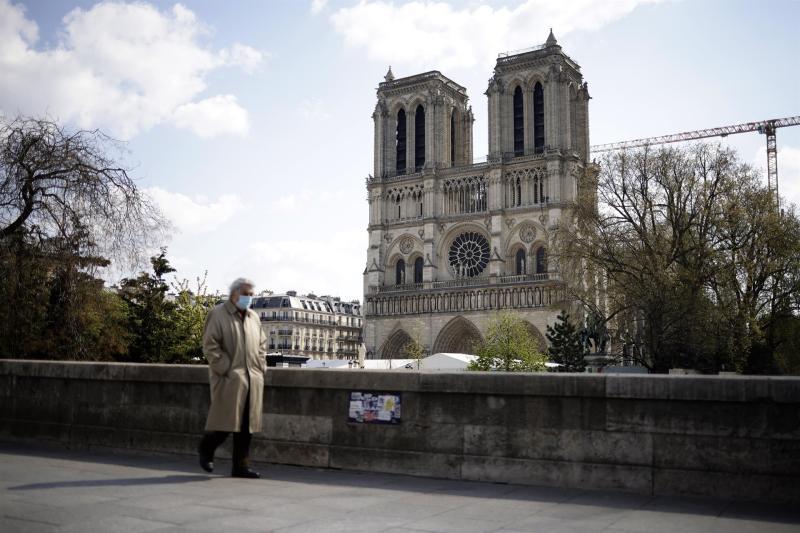 Prevén terminar la restauración de Notre Dame para París 2024
