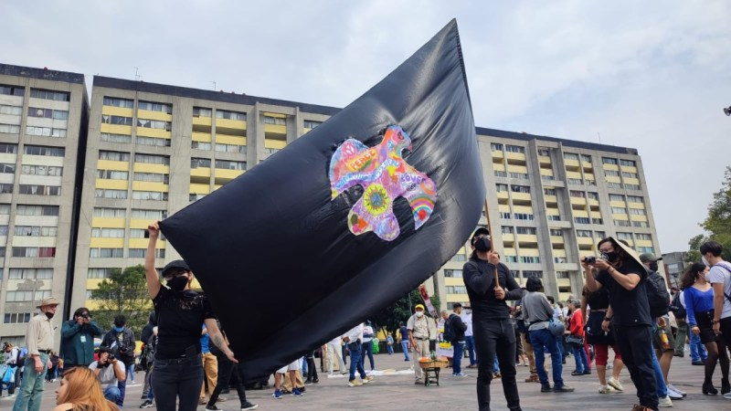 marcha 2 de octubre masacre Tlatelolco