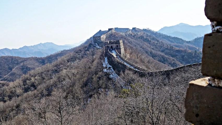 Mutianyu Pékin