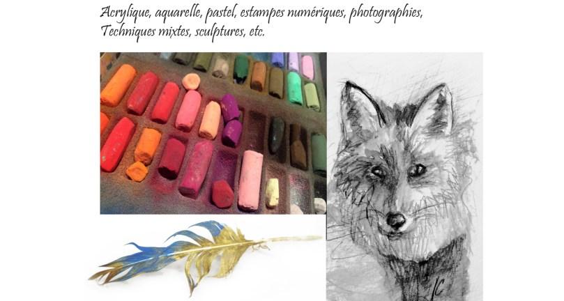 montage arts visuels Maison du Héron atr web