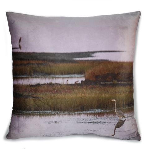 coussin heron