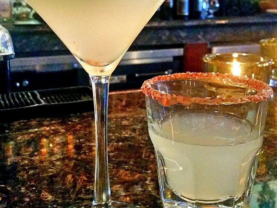 Cucumber Martini with Tajin Recipe