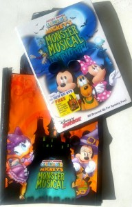 Mickey's Monster Musical Tote