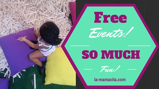 Hello October-Free Events