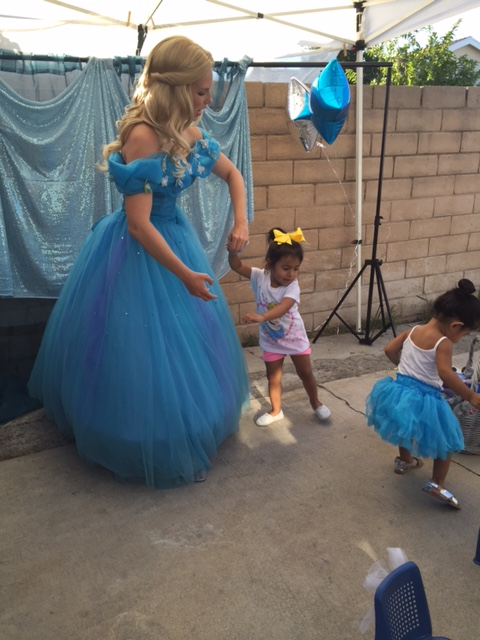 Dancing with Cinderella