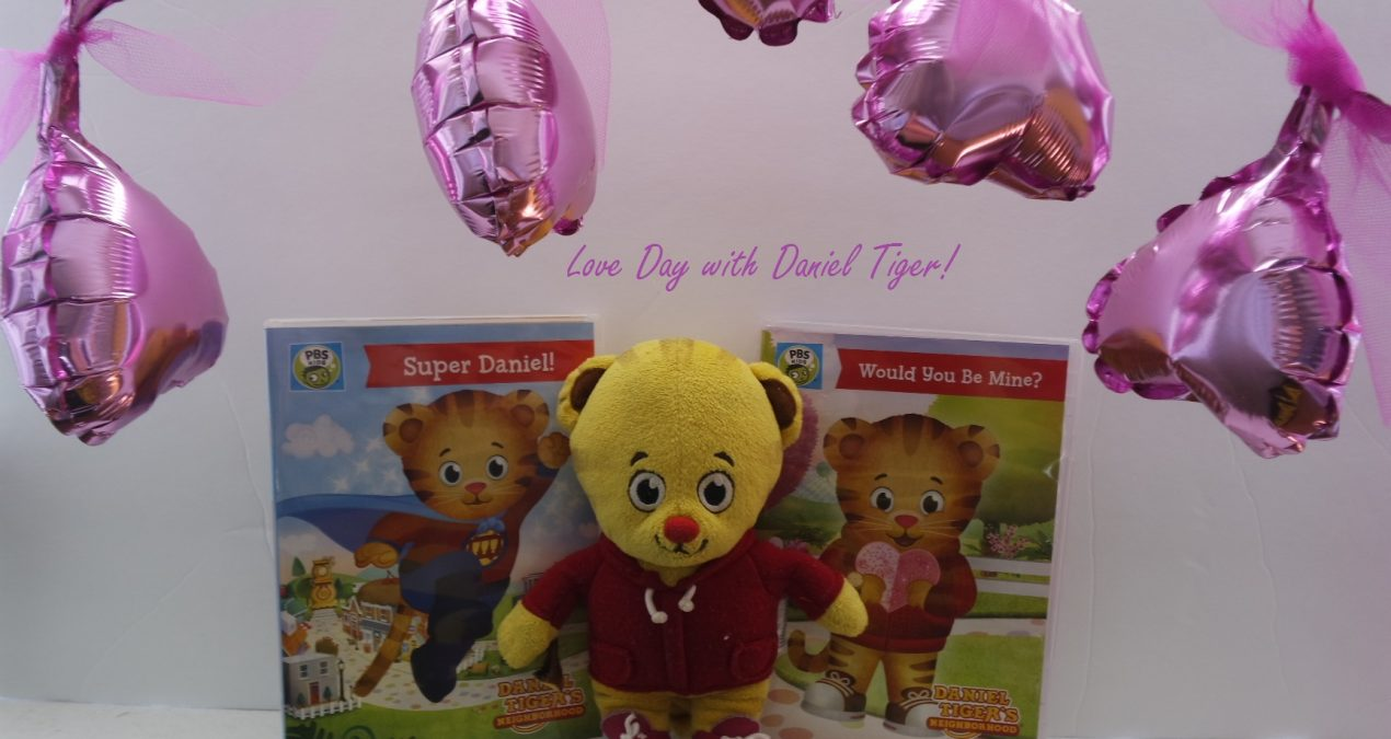 Love Day with Daniel Tiger!